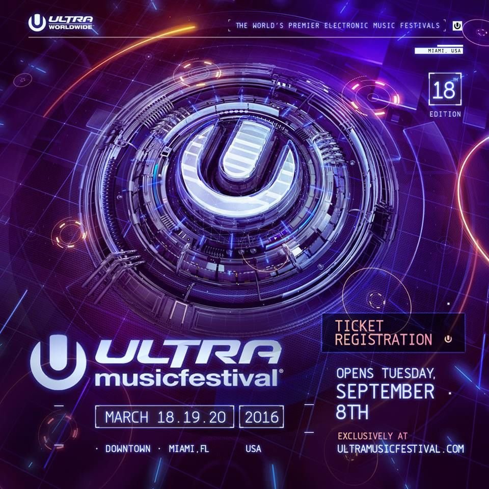 Podcast : Hot Since 82 - UMF Miami 18/03/2016