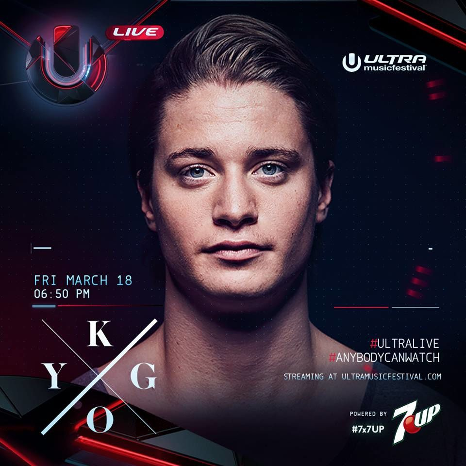 Podcast : Kygo - UMF Miami 18/03/2016