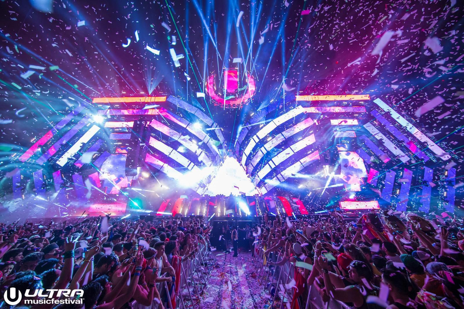 Podcast : Ultra Music Festival - 18/19/20-03-2016