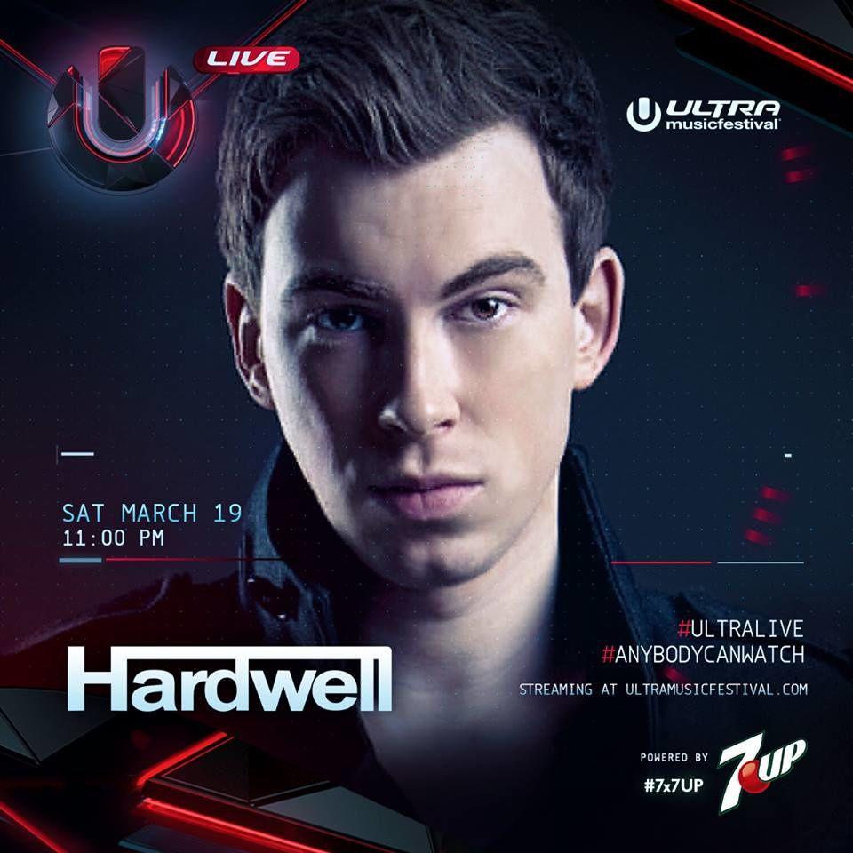 Podcast : Hardwell - UMF Miami 19/03/2016
