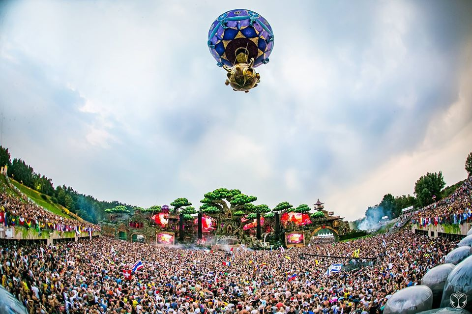 Podcast : TomorrowLand 2016 - Jour 1