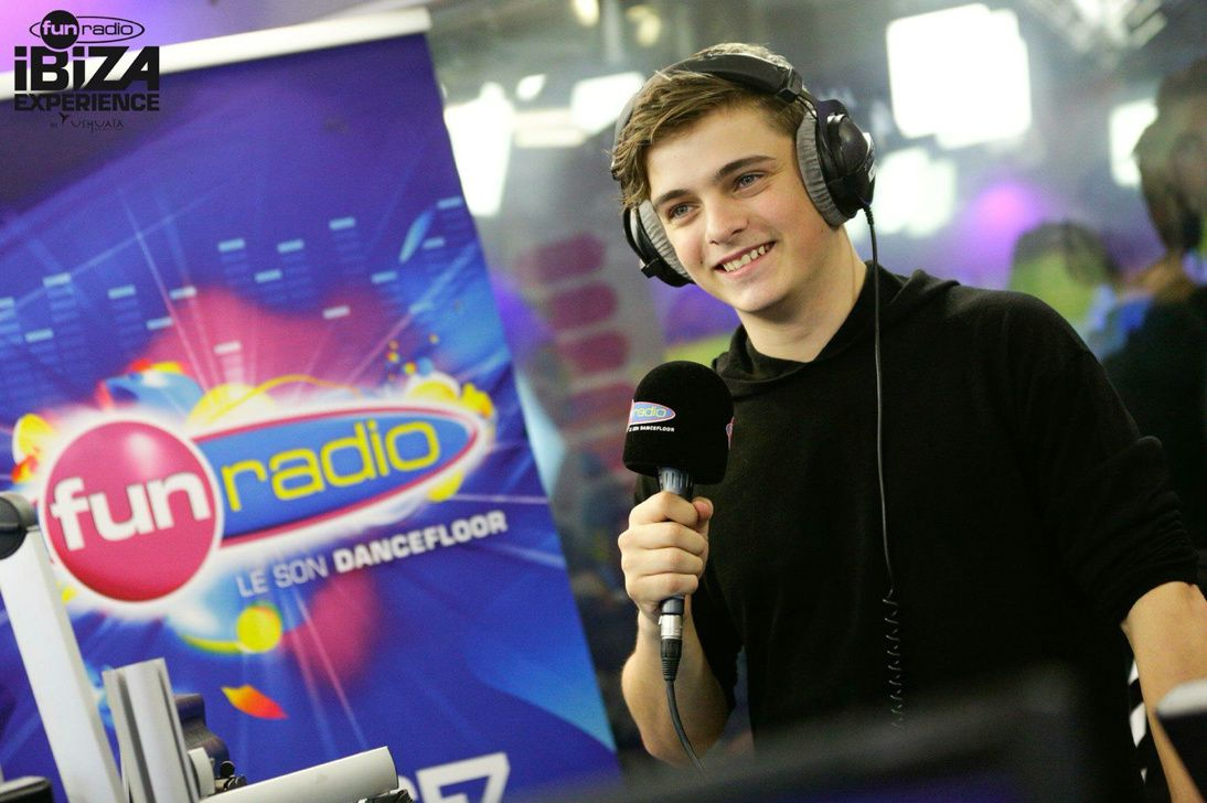 Interview : Martin Garrix - Fun Radio
