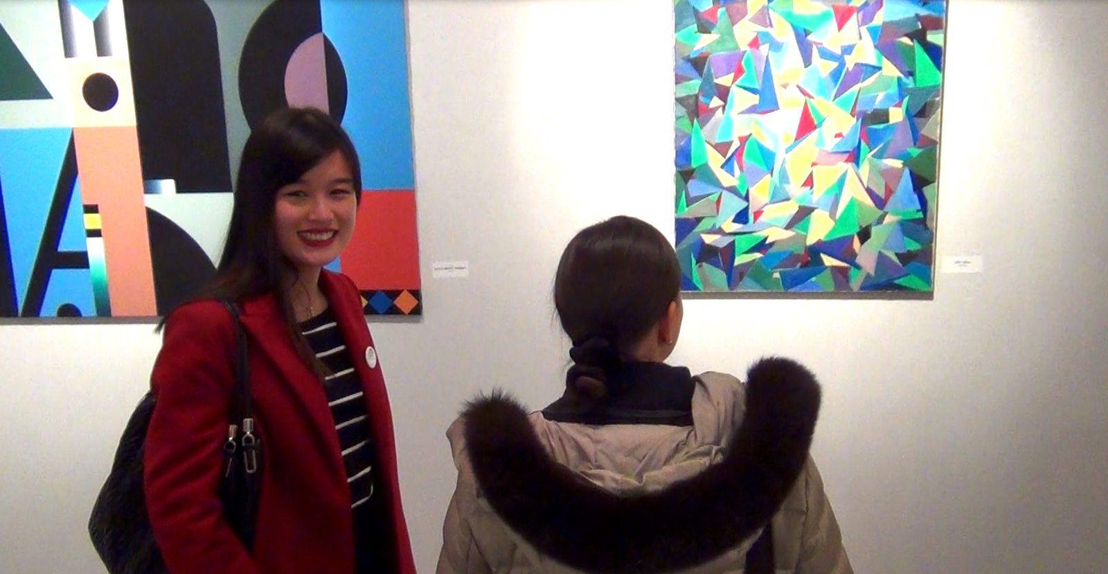 Autres images de la soirée de You Xilun au Salon...