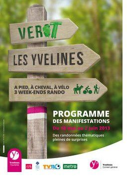 A pied a cheval velo vers les yvelines du 18 mai au 2 for Sortie famille yvelines