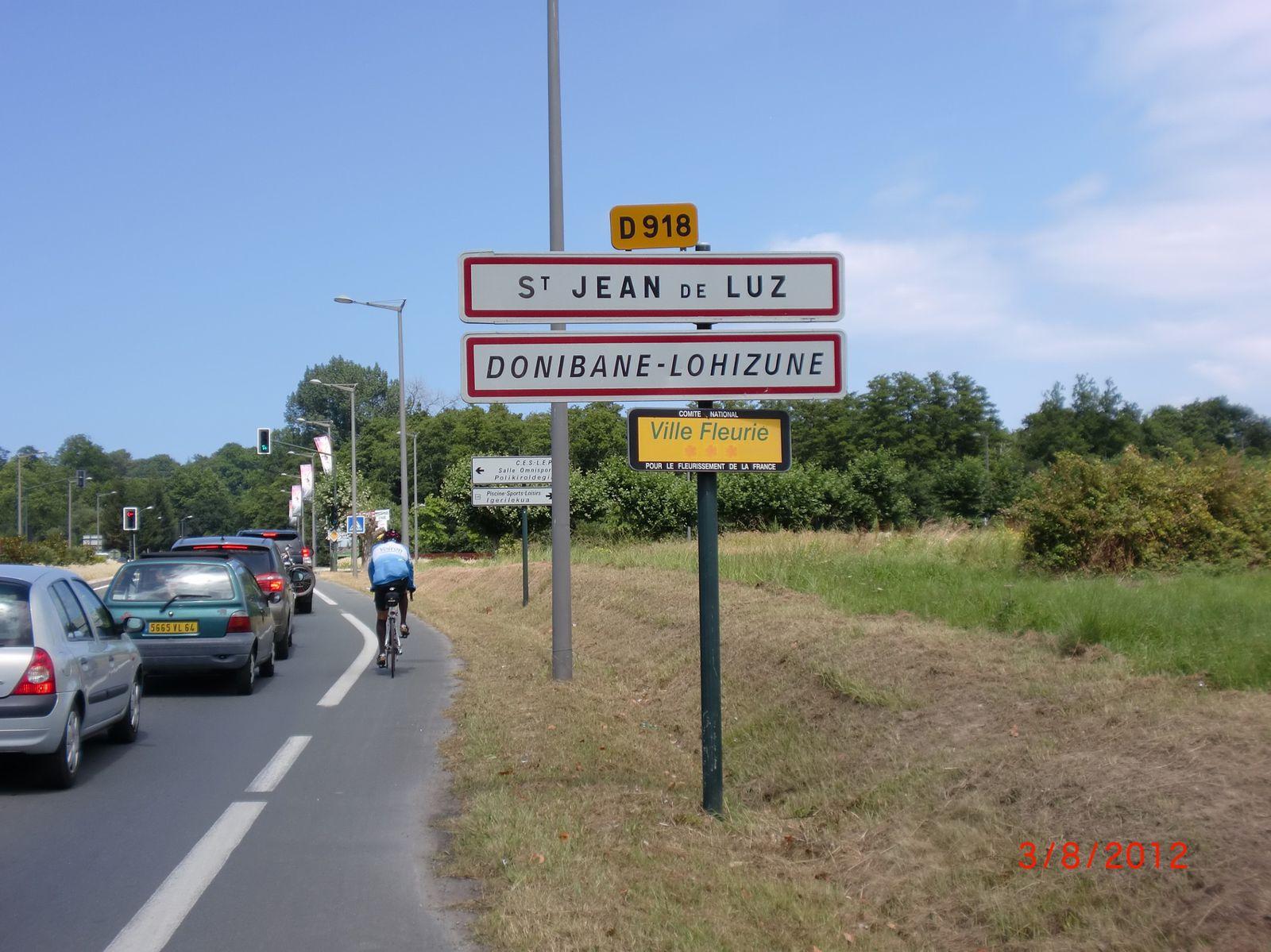 Camping Municipal Chibau Berria Saint-Jean-de-Luz (64)
