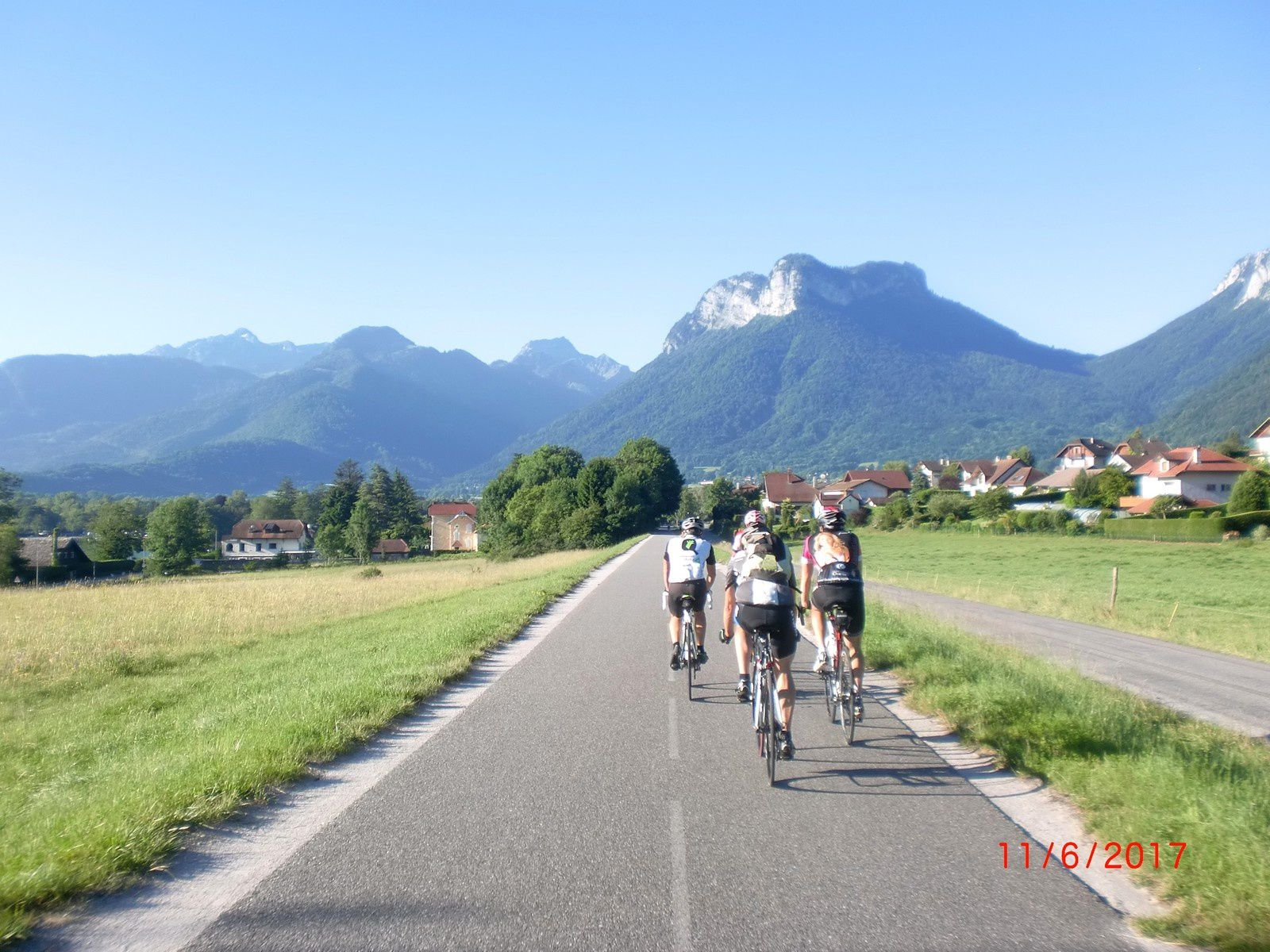 Piste cyclable Annecy - Ugine