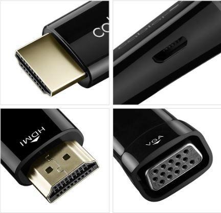 [Test] Adaptateur HDMI vers VGA Cablor