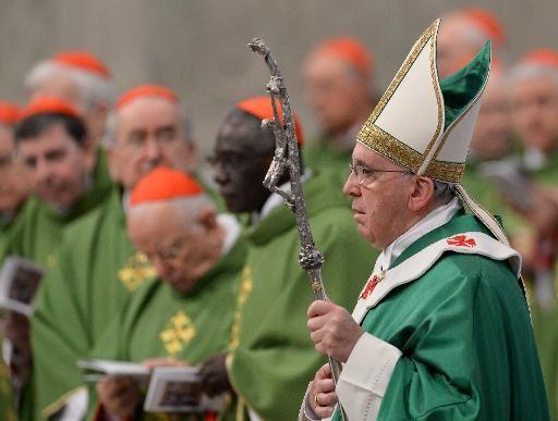 """Le pape aux 19 nouveaux cardinaux : """"évitez les comportements de cour"""""""