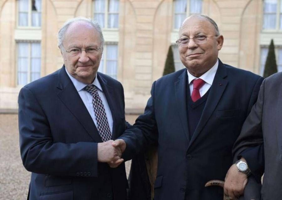 """Cukierman et Boubakeur : le Crif et le CFCM mènent """"le même combat"""""""