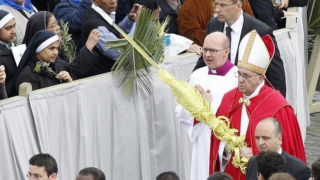 """Pour le pape François : L'humilité est le """"seul moyen"""" de vivre pour les chrétiens"""
