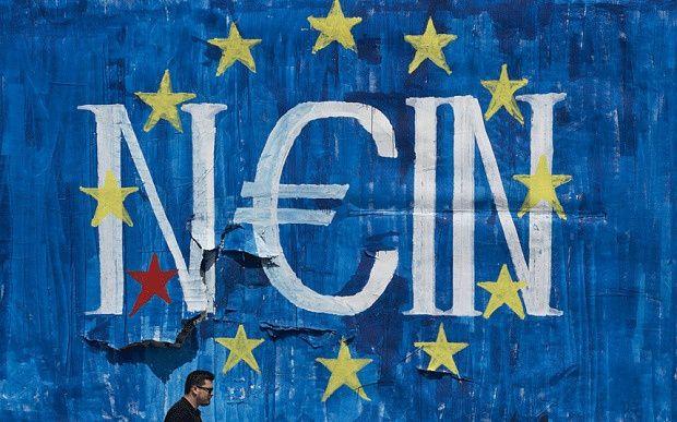 La crise grecque ou l'accord impossible