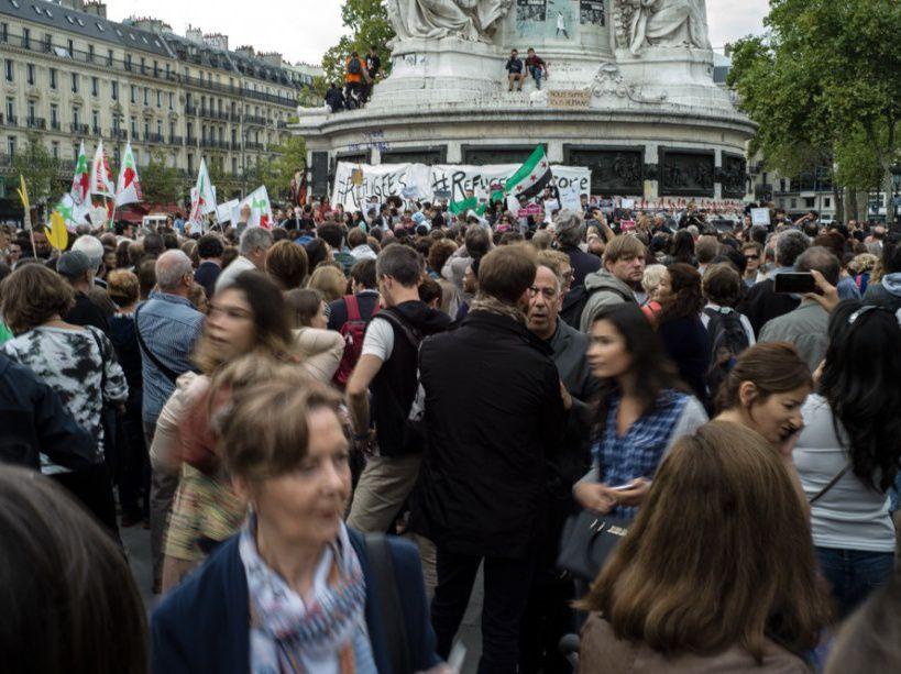 Paris, Strasbourg, Toulouse : 10 000 personnes manifestent leur solidarité avec les migrants