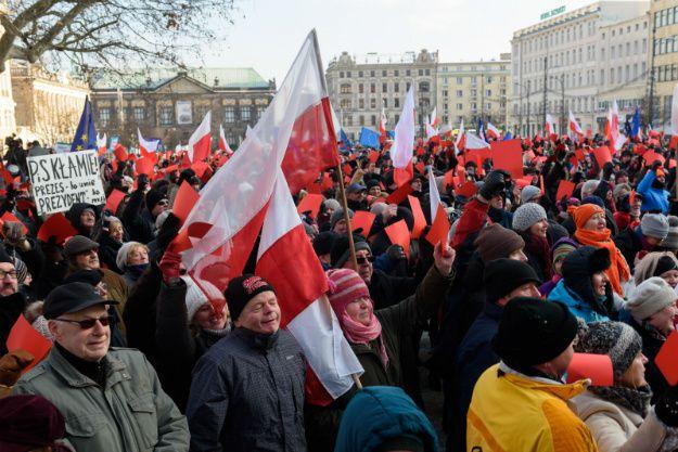 Le KOD va-t-il faire plier le gouvernement polonais ?