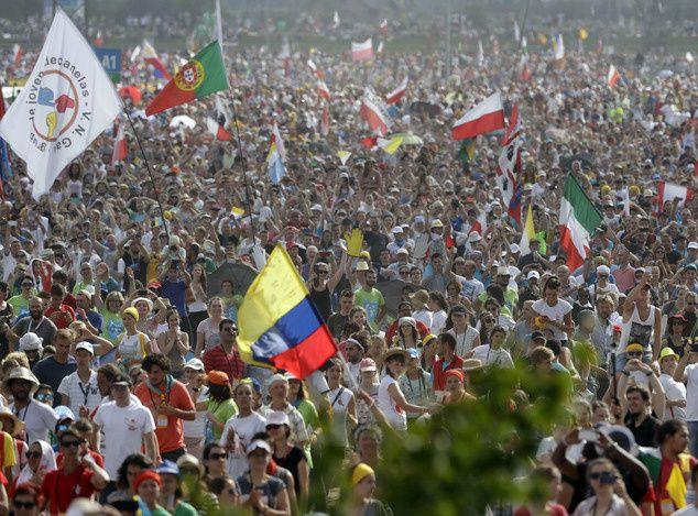 Le pape clôture les JMJ avec une grande messe finale