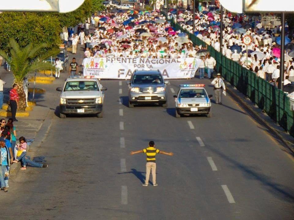 Le pape François soutient des manifestations anti-mariage gay au Mexique