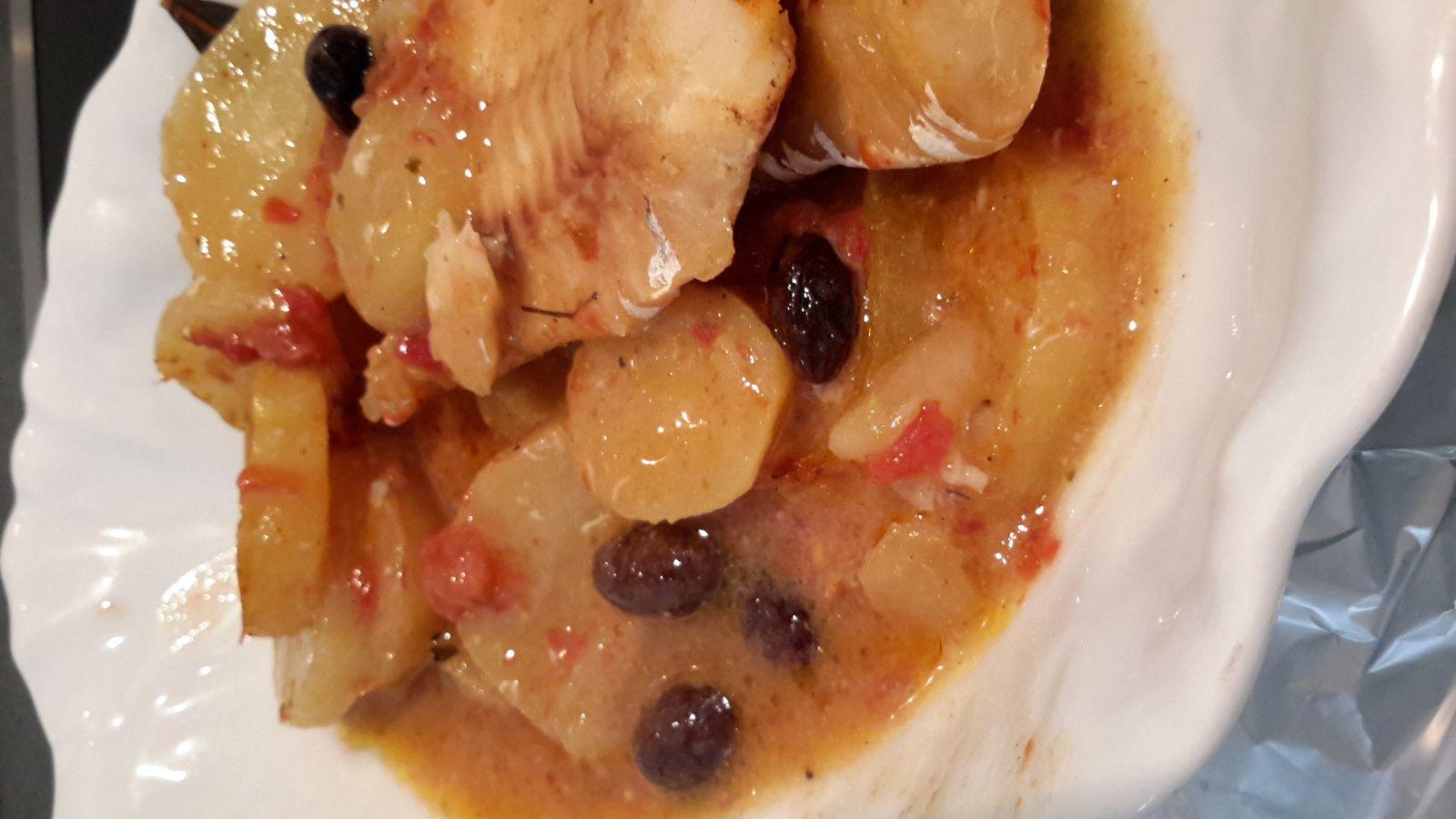 filets de cabillaud au four, recette ultra simple et délicieuse