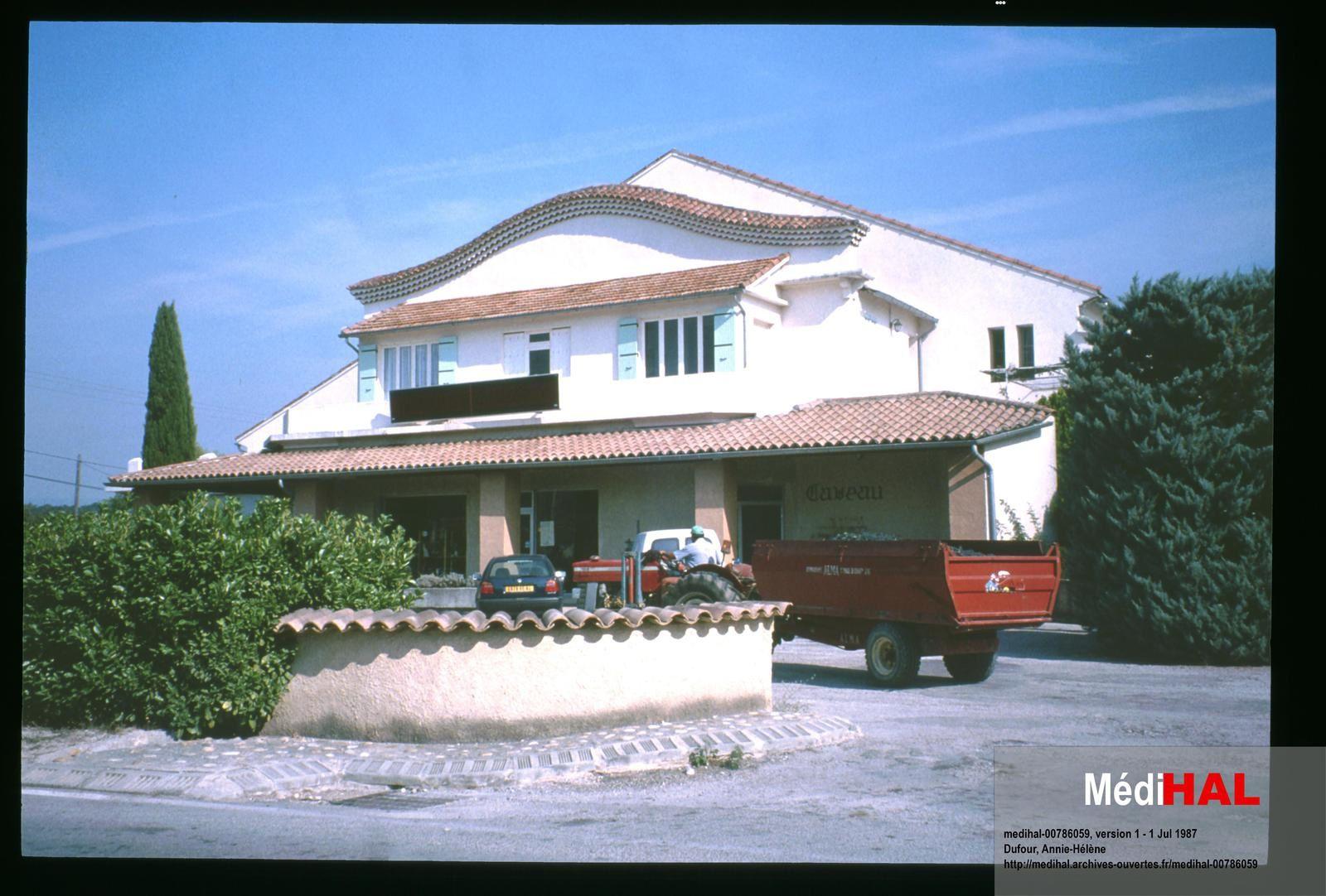 http://medihal.archives-ouvertes.fr/medihal-00786082 et http://medihal.archives-ouvertes.fr/medihal-00786059. Fonds Annie-Hélène DUFOUR.