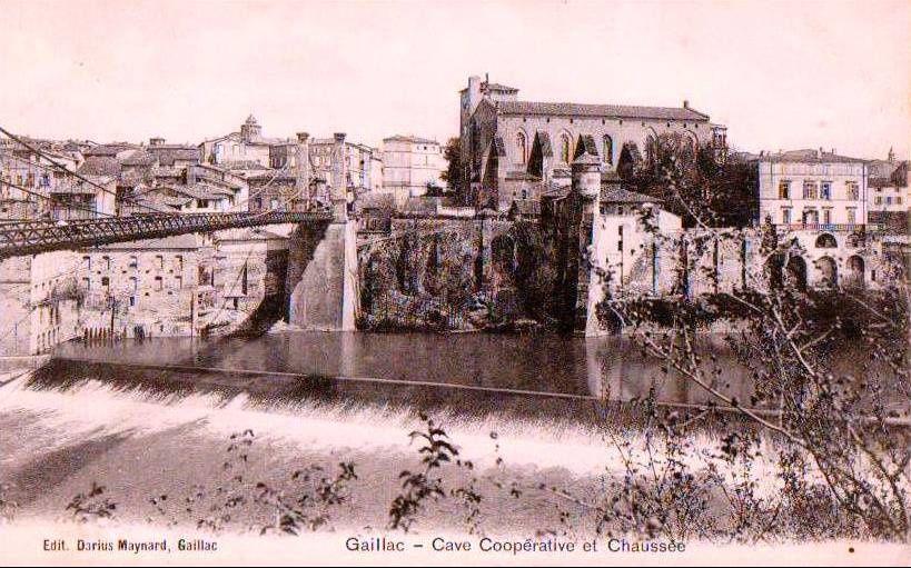 Cave coopérative de Gaillac.