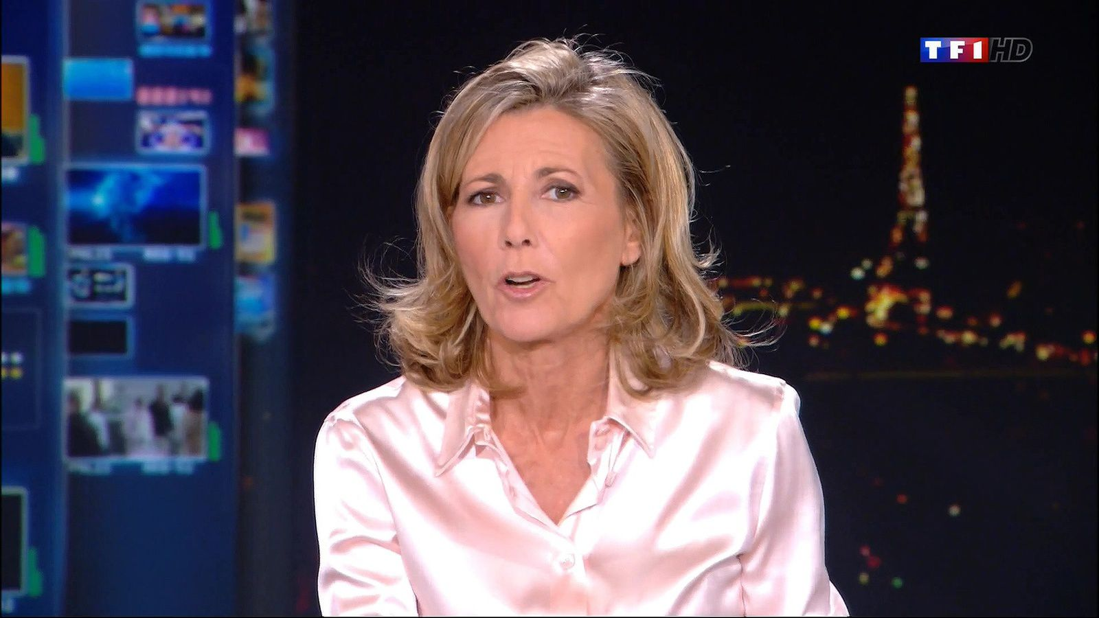 Claire Chazal 22-03-2014 - 20H