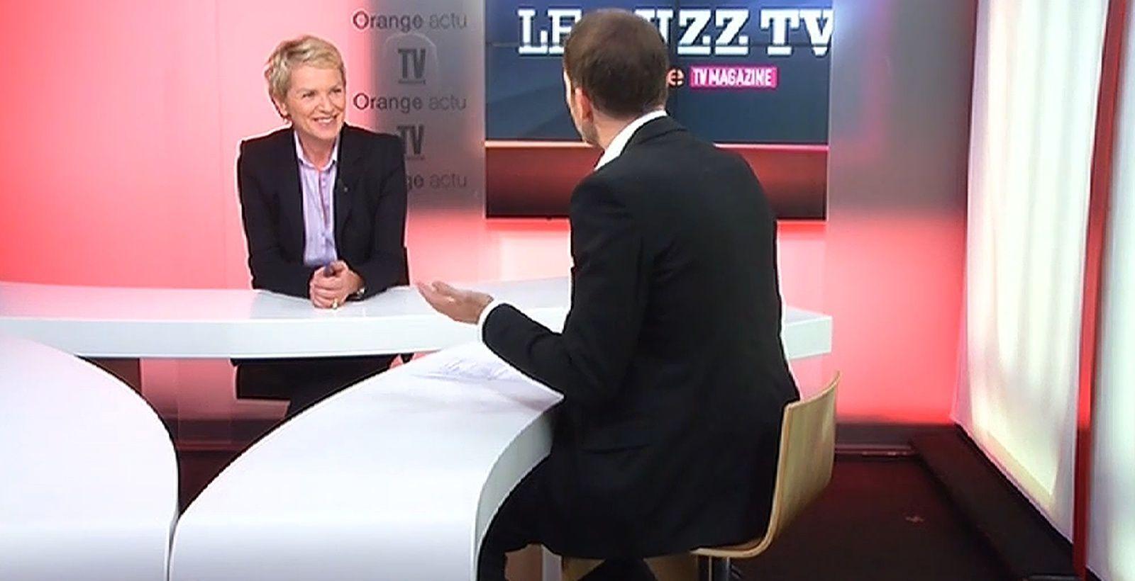 Elise Lucet: «Pas facile de lutter contre Jean-Pierre Pernaut»
