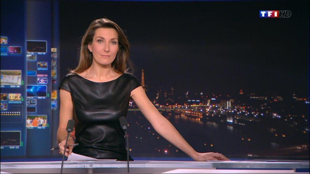 Robe rouge de anne claire coudray