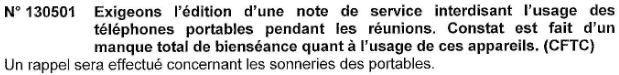 Question DP 130501