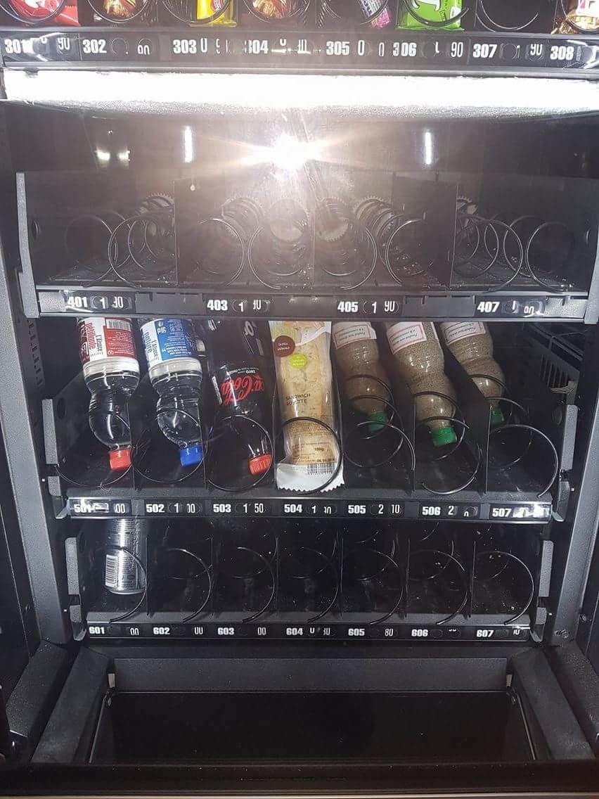 Des distributeurs abandonnés, une gestion bâclée !