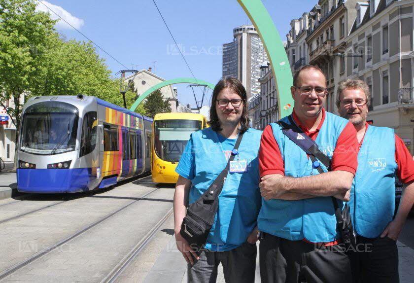 Social 10 ans du tram : l'Unsa menace de  gâcher la fête du 13