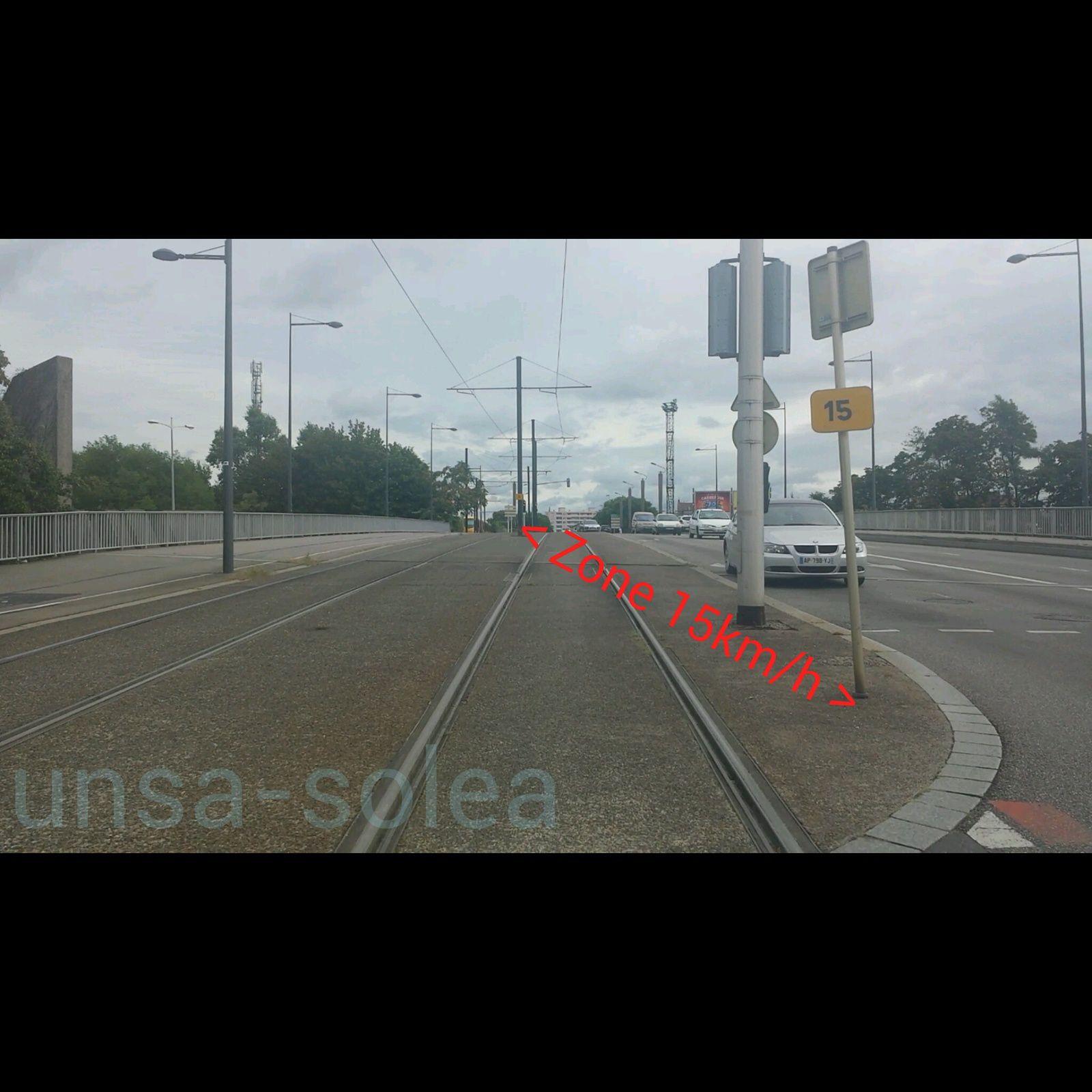 Nouvelle restriction de vitesse L1