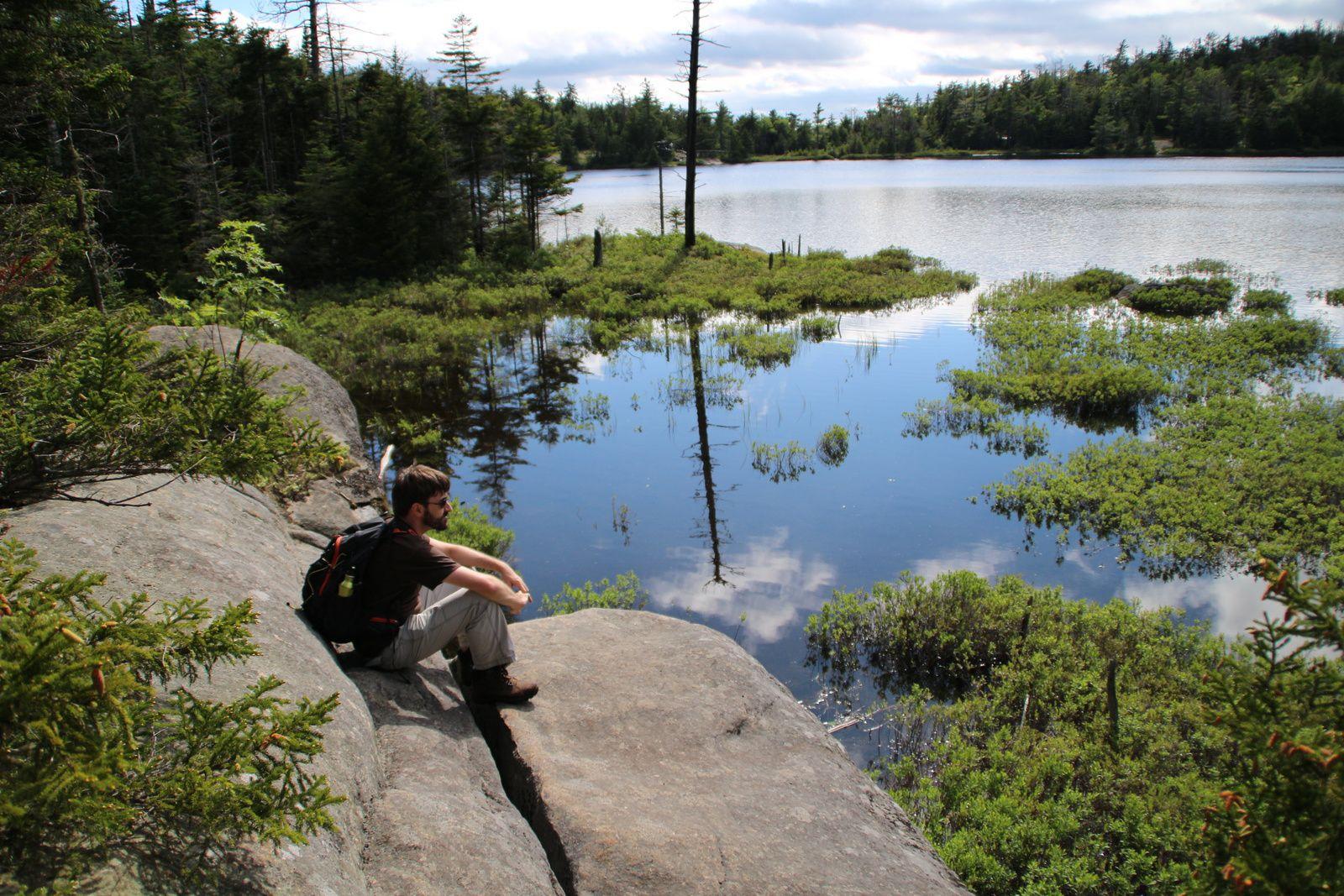 le petit lac vaut le détour
