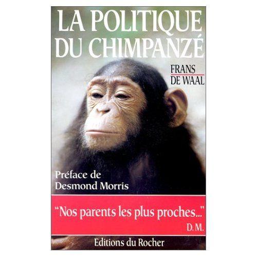 La politique du chimpanzé
