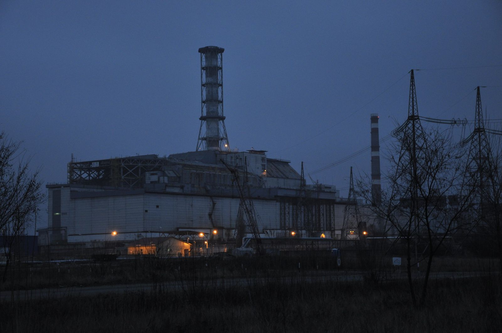 Chernobyl Nuclear Power Plant's reactor 4