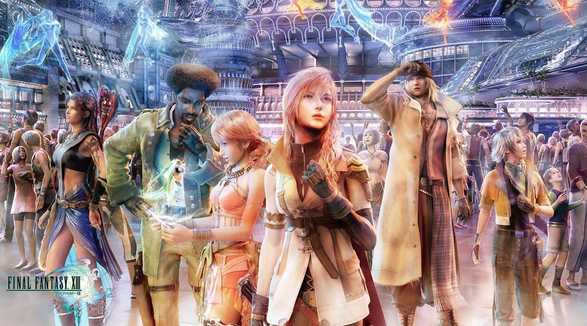 Aide de jeu pour Final Fantasy XIII par Mel #1