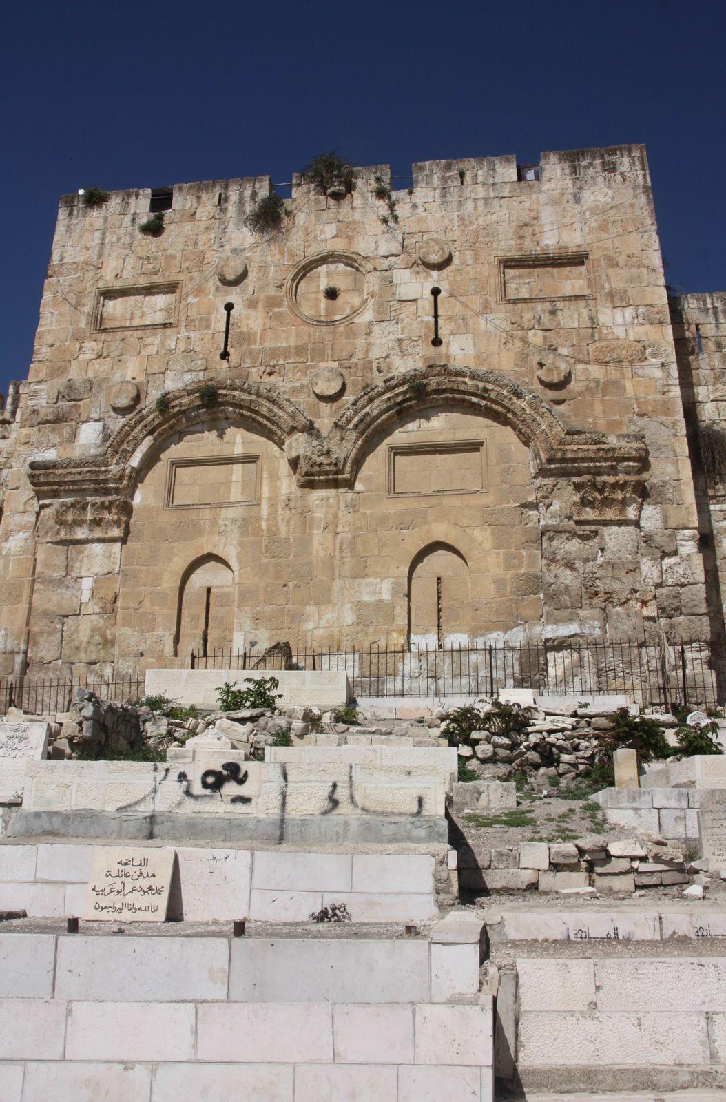 Les remparts de Jérusalem et leurs portes