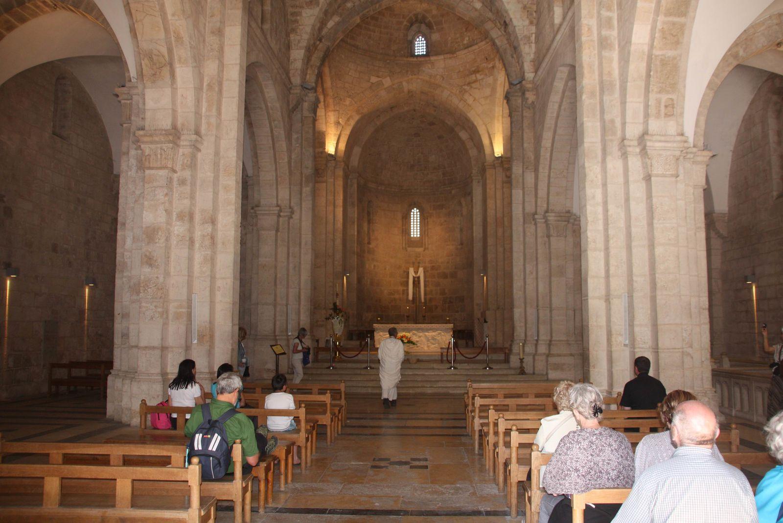 Eglise Sainte Anne de Jérusalem