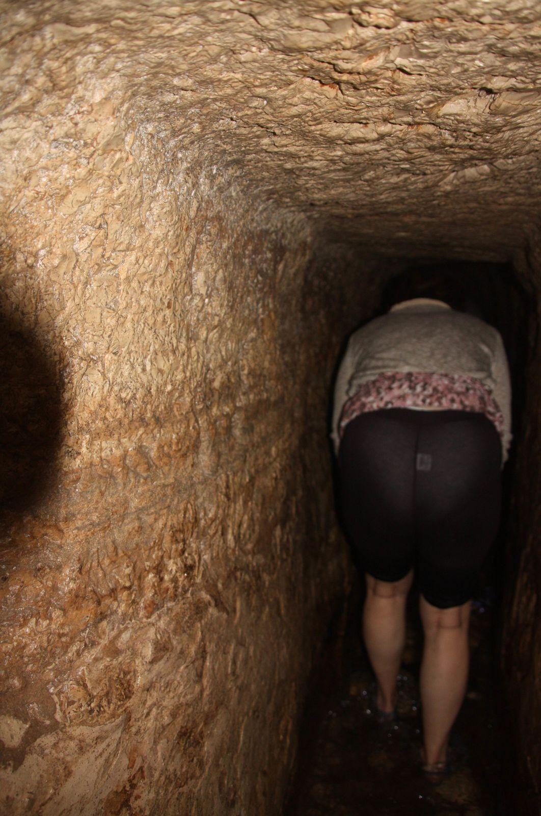 Le tunnel d'Ezéchias