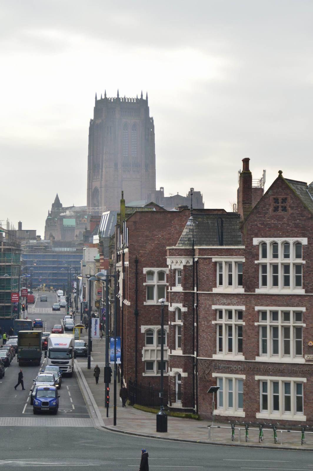 Liverpool (6) Visite de la ville