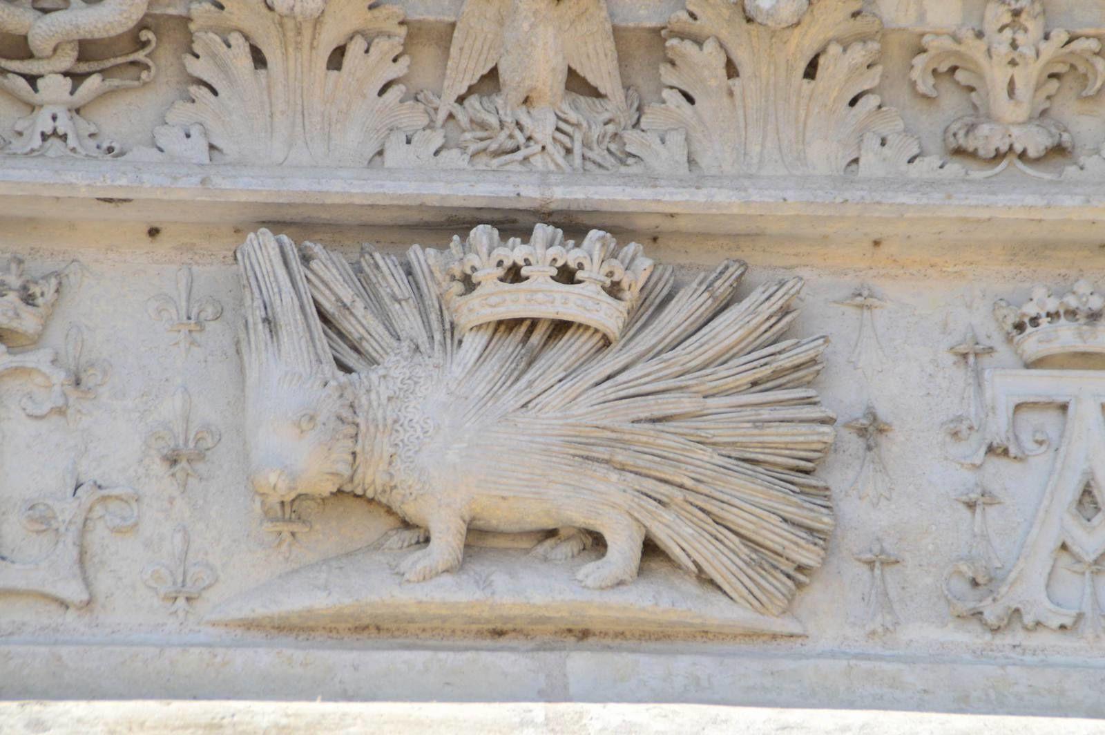 Les châteaux de la Loire (4) Blois