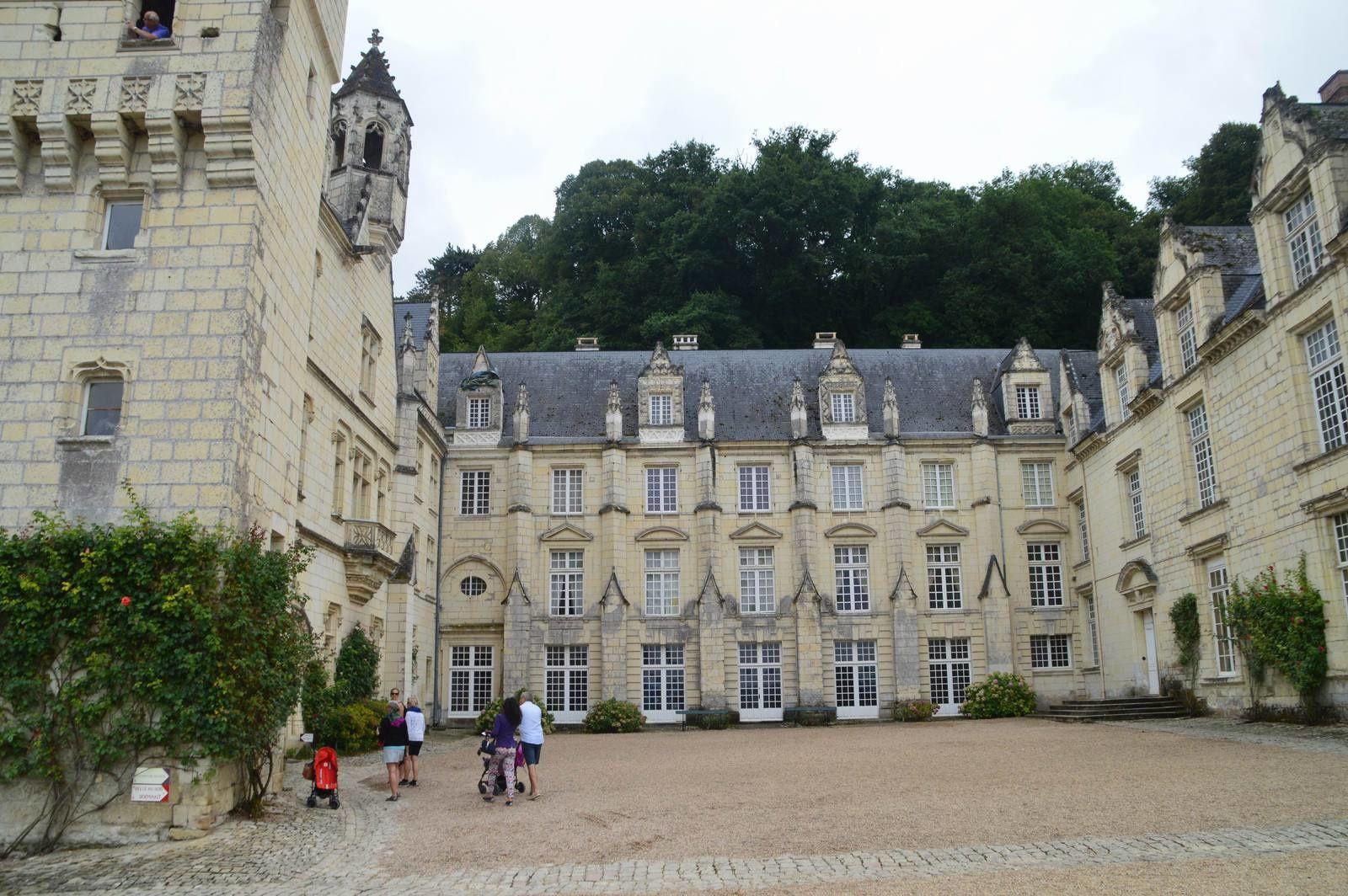 Les châteaux de la Loire (8) Rigny Ussé