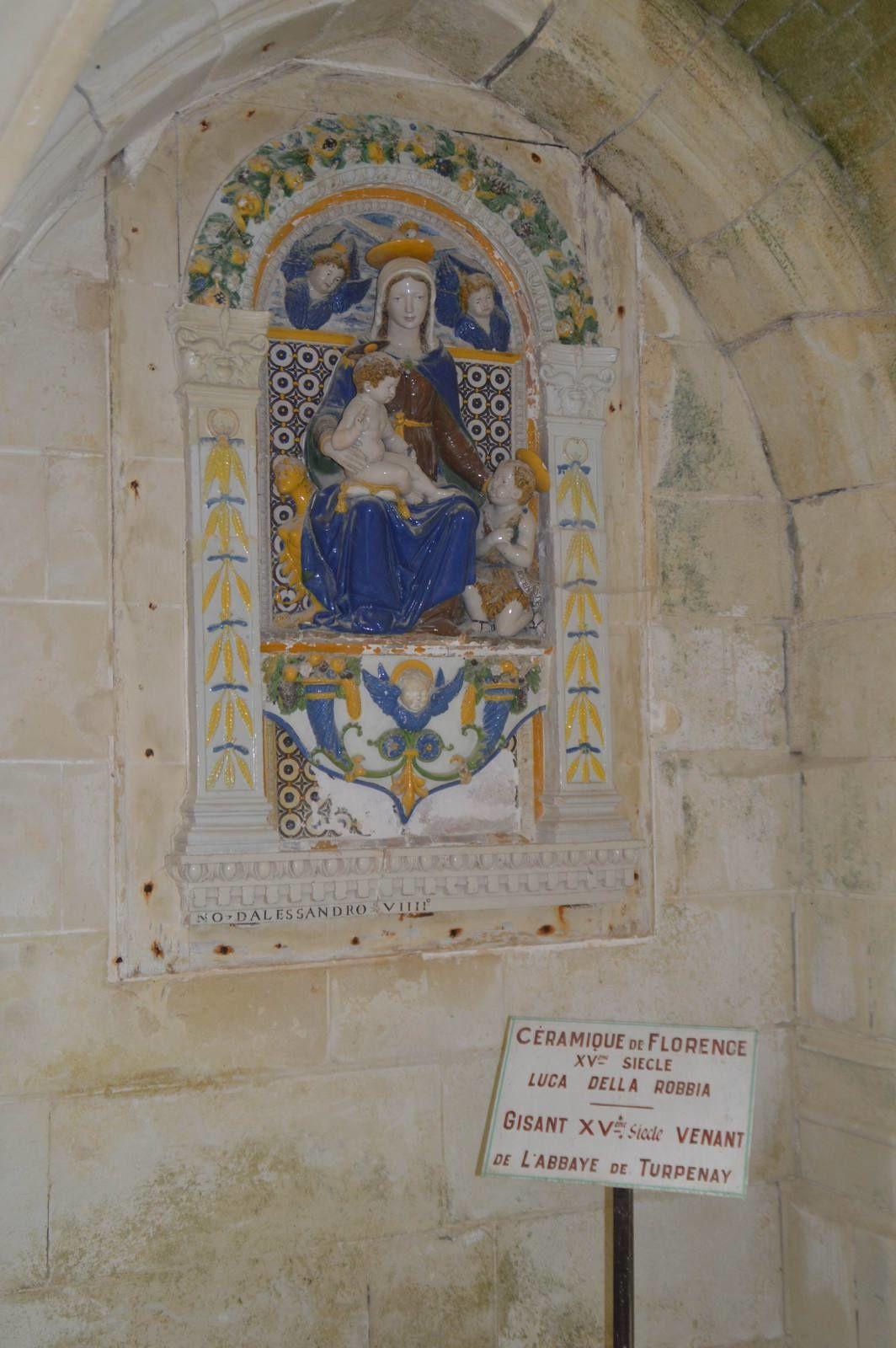 Les châteaux de la Loire (9) Rigny Ussé