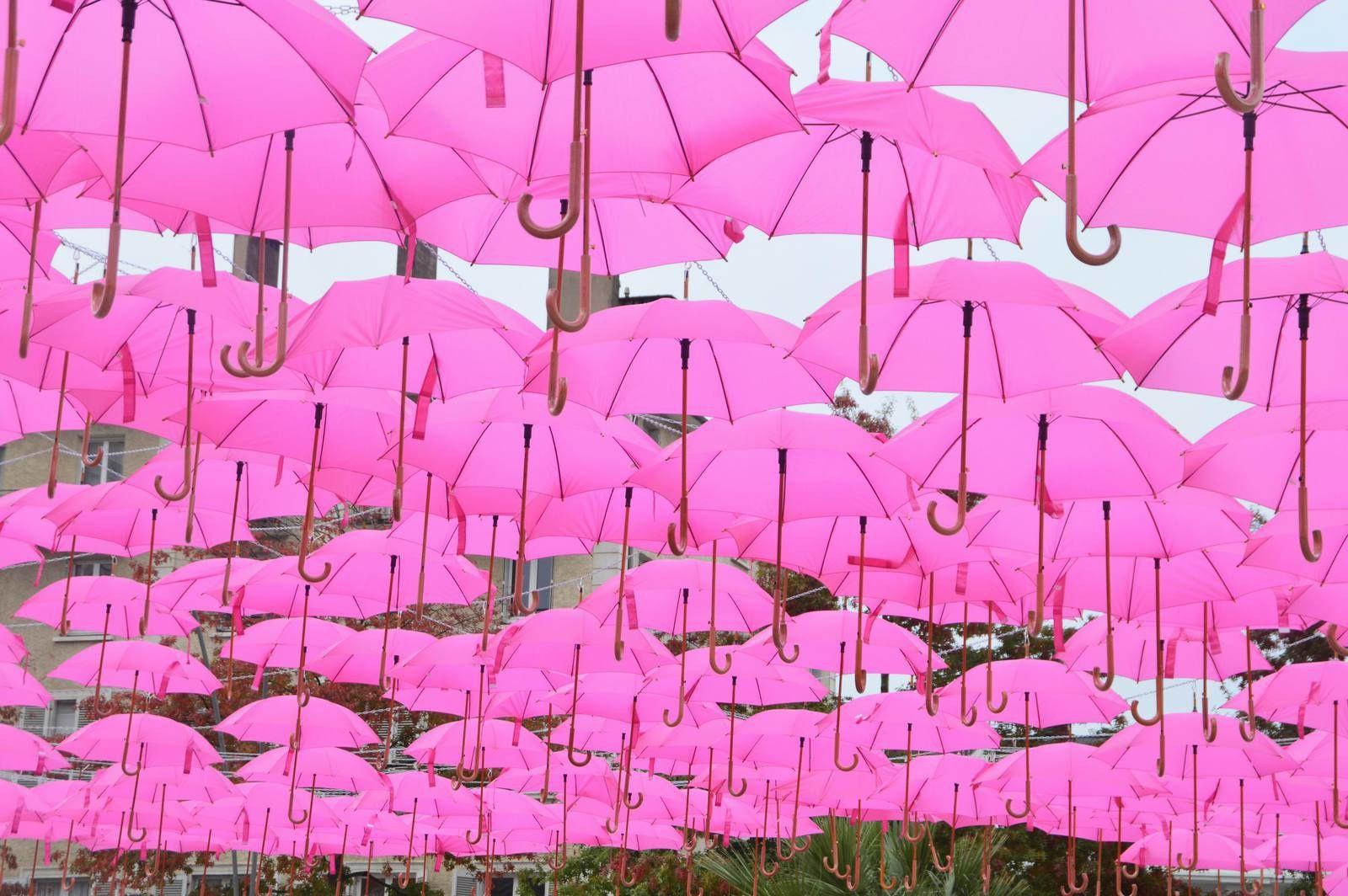 Pau: Octobre rose
