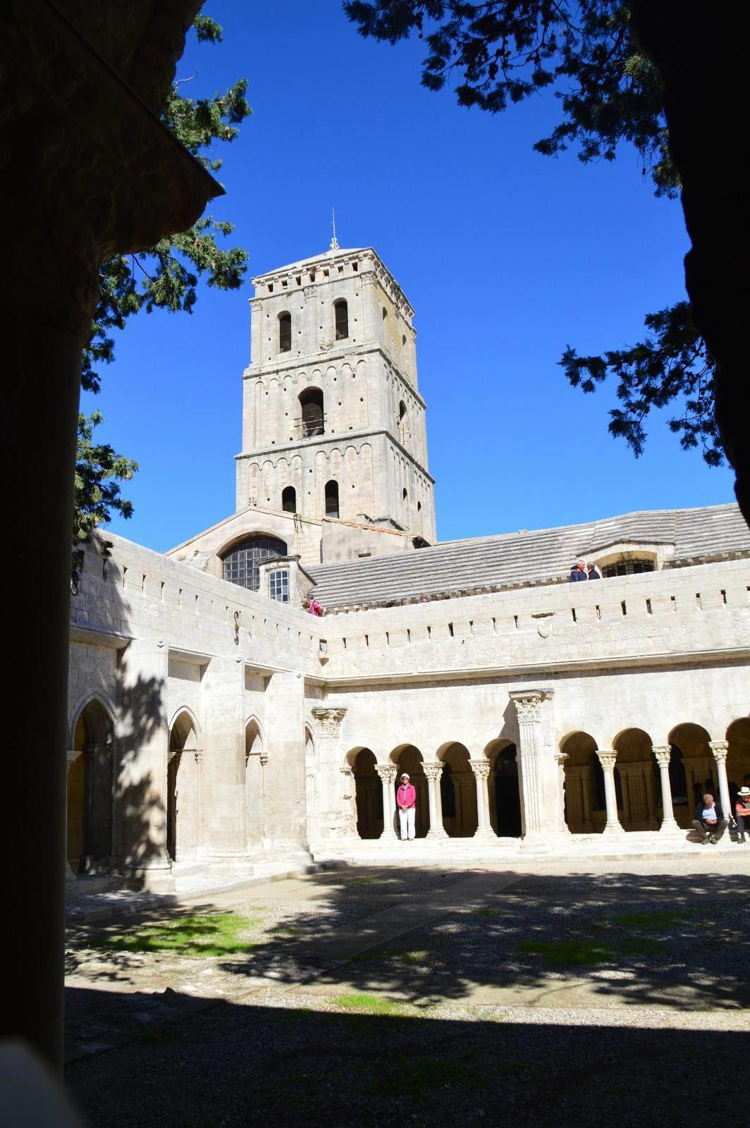 Voyage dans les Alpilles (3): Arles: Saint Trophime