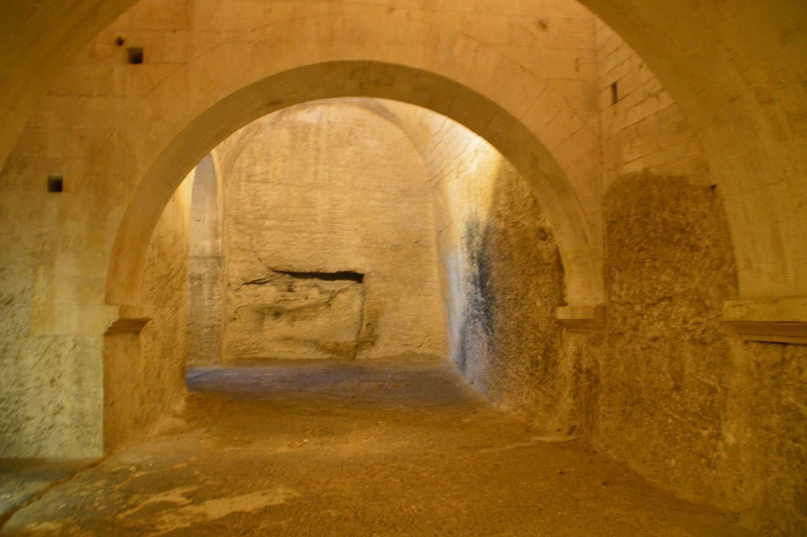 Voyage dans les Alpilles (5): L'Abbaye de Montmajour