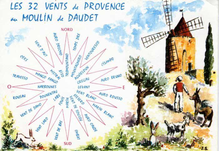 Voyage dans les Alpilles (7): Le Moulin d'Alphonse Daudet