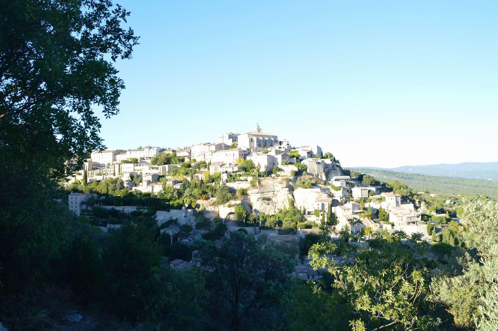 Voyage dans les Alpilles (12): Gordes