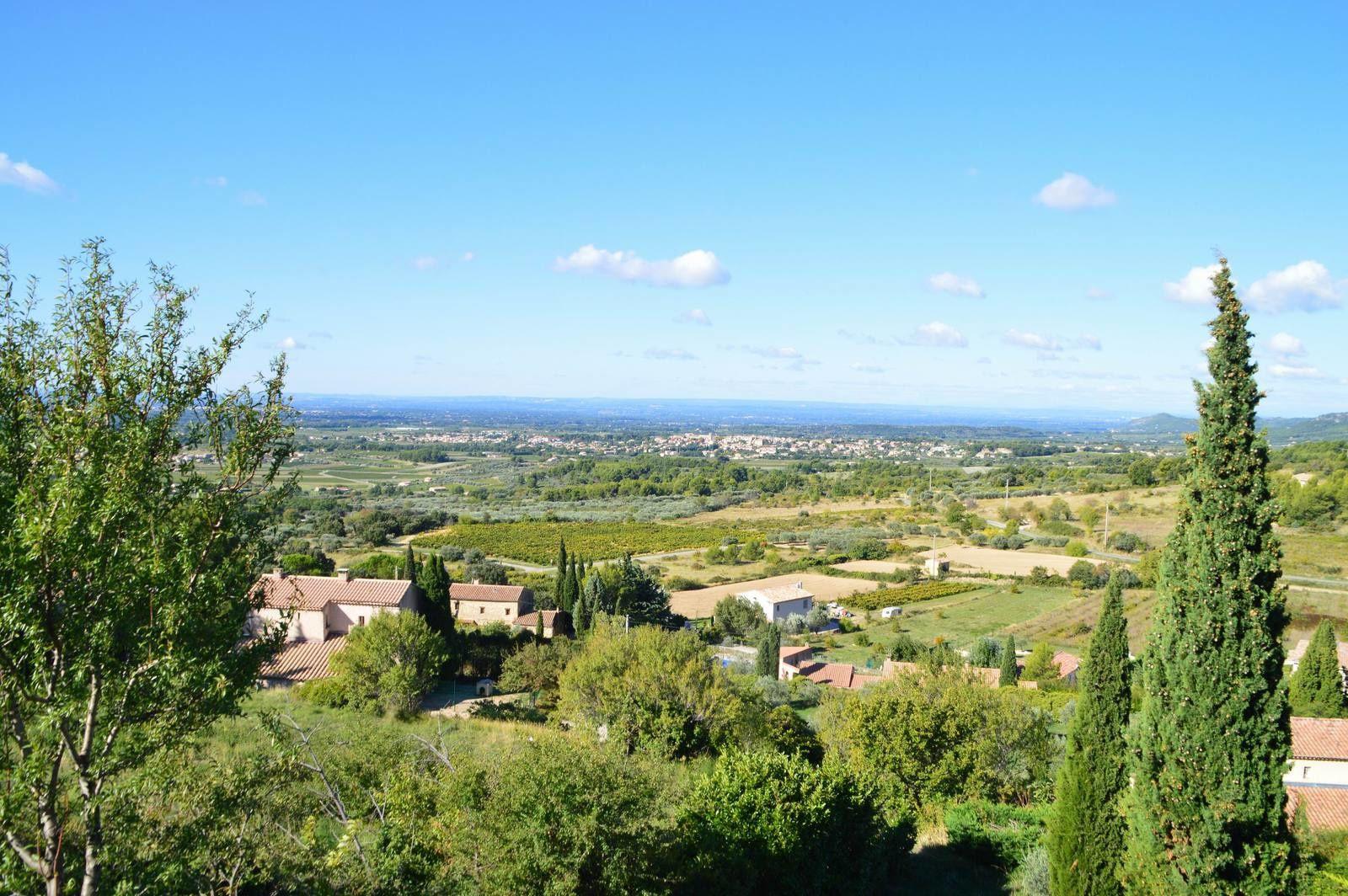 Voyage dans les Alpilles (16): Crillon le Brave