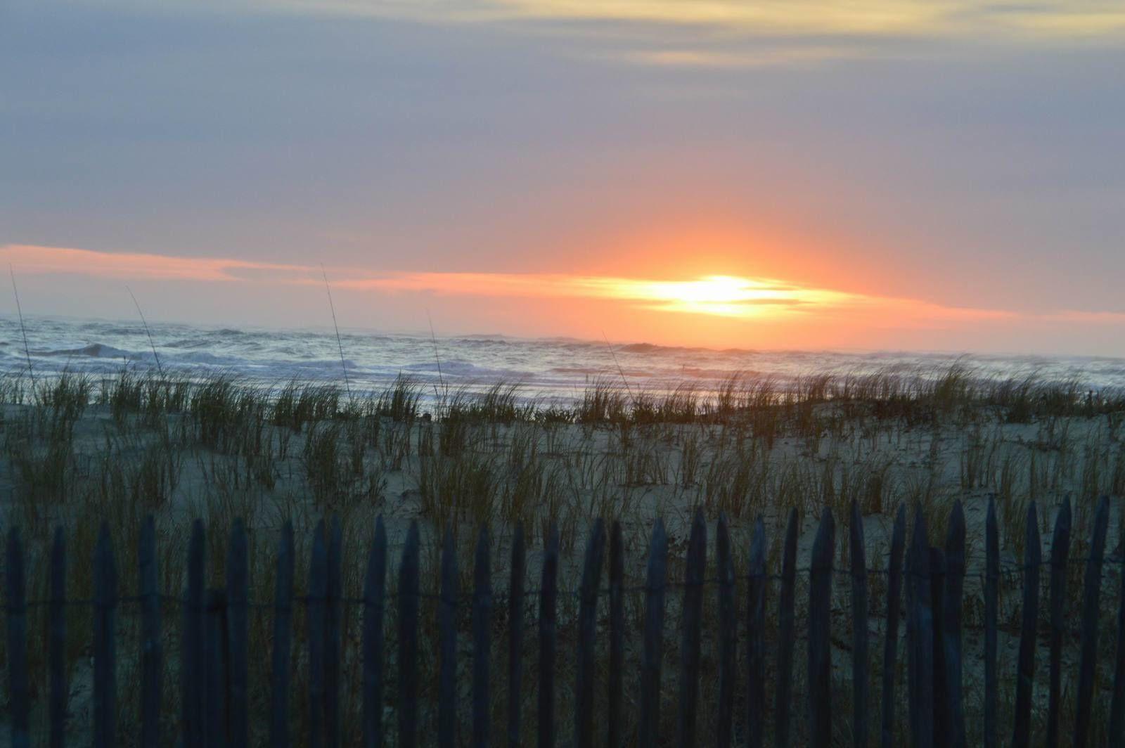 Coucher de soleil au cap ferret voyage nature - L heure du coucher du soleil aujourd hui ...