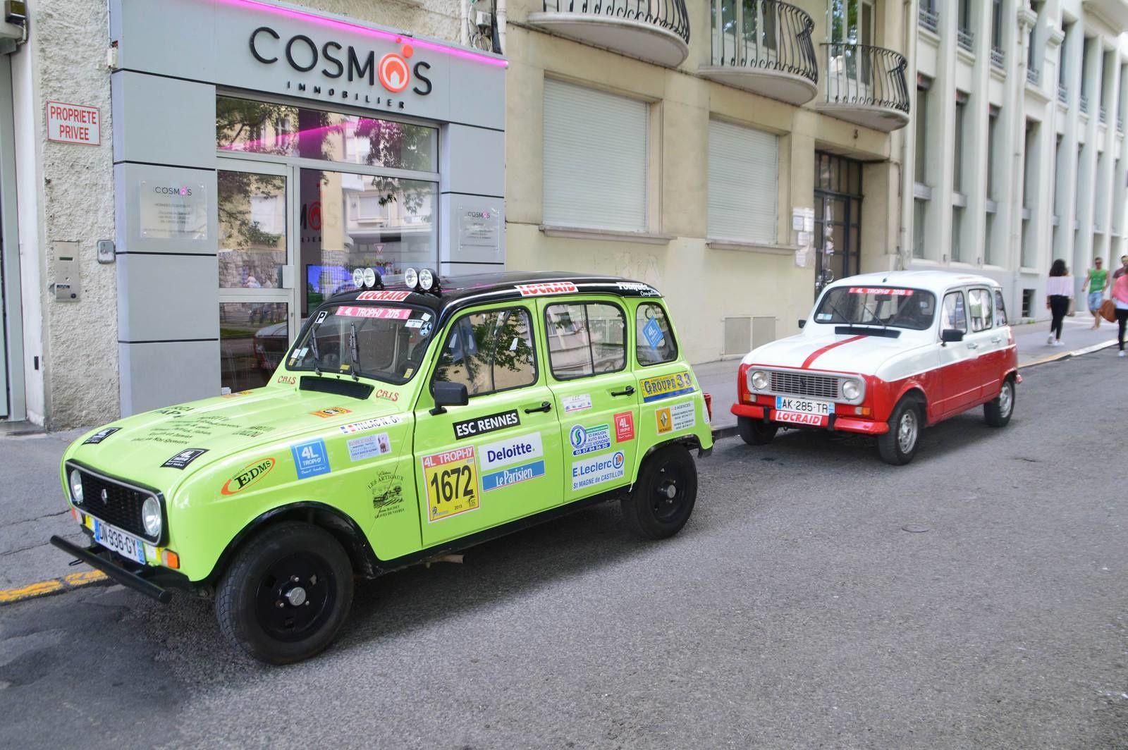 Grand prix automobile de Pau: les &quot&#x3B;à-côtés&quot&#x3B;