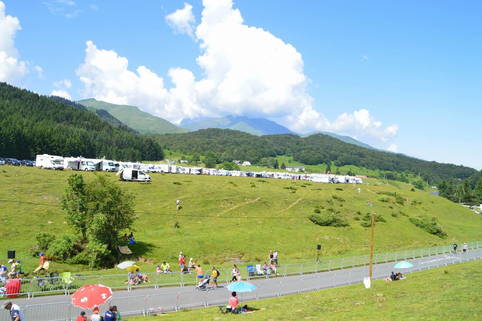 Tour de France: Lac de Payolle 2