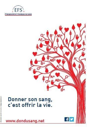 Journées du sang à SANNOIS les 14, 15 et 16 décembre 2013